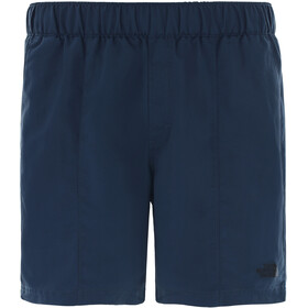 The North Face Class V Pull On Trunk Shorts Heren, blue wing teal